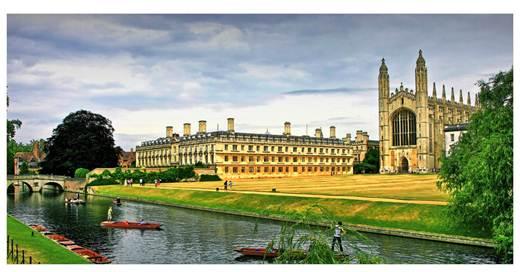 英國名校學習生活體驗營——劍橋營地